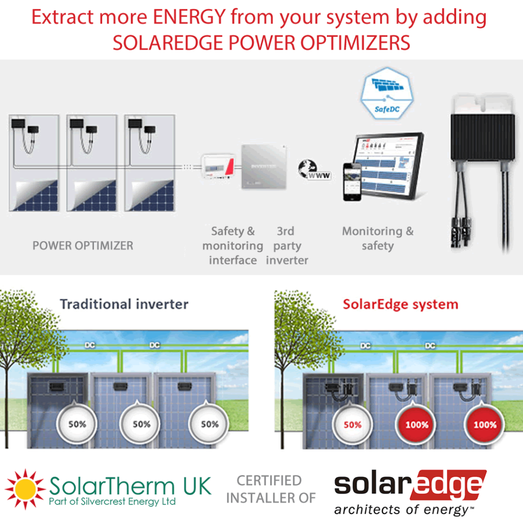 solaredge PV upgrade